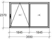 структурная схема раздвижных дверей2