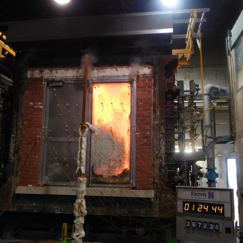 противопожарное окно