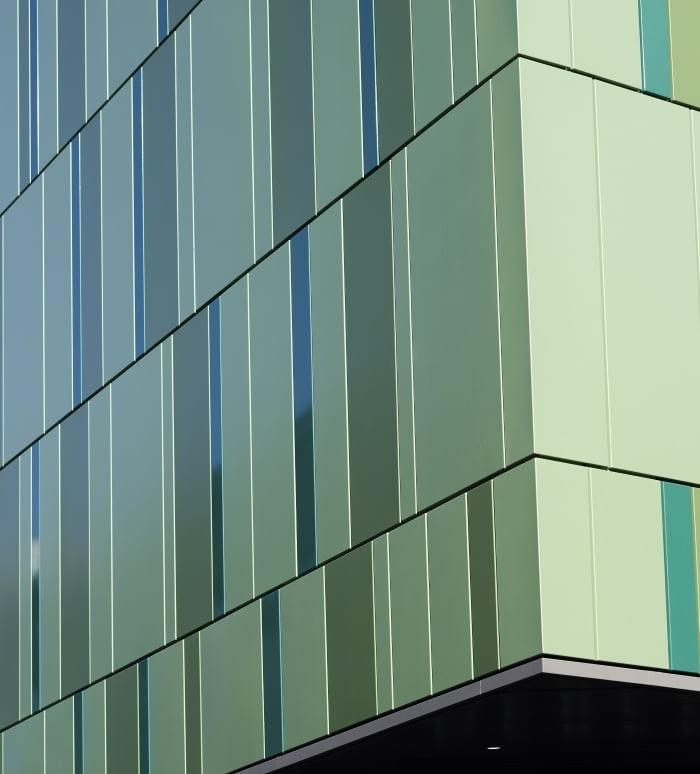 вентилируемый фасад из фиброцементых плит