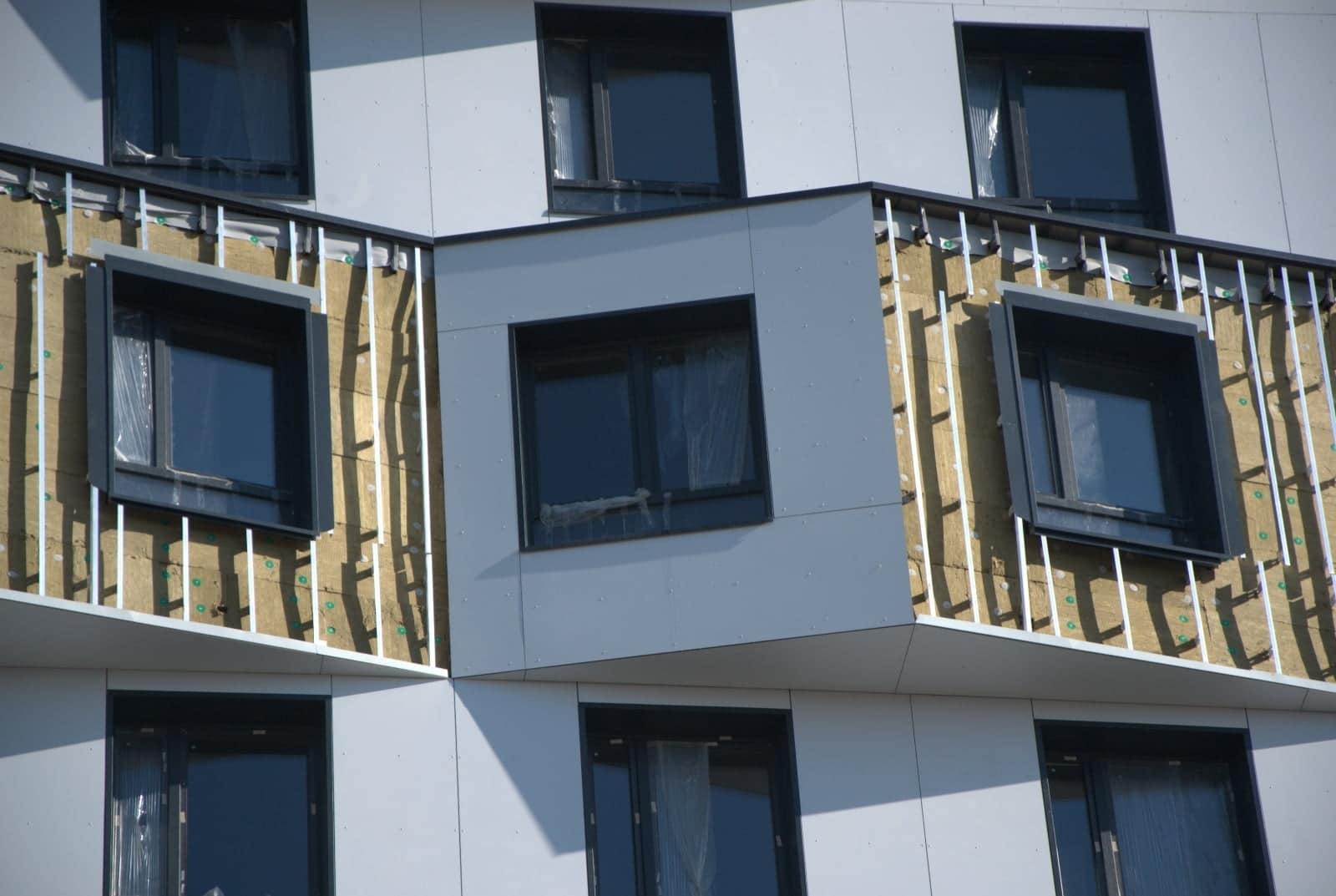 Монтаж навесных вентилируемых фасадов2