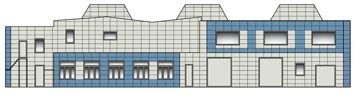 Услуги по проектированию фасадов
