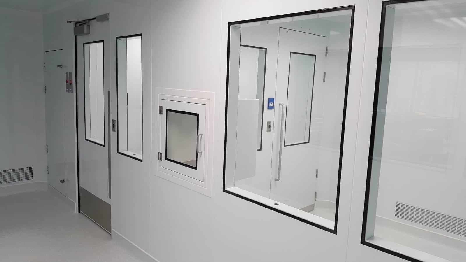 Панели для чистых помещений