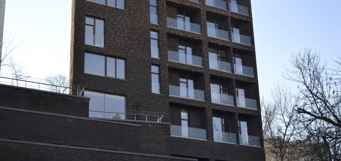 клинкерный фасад фото