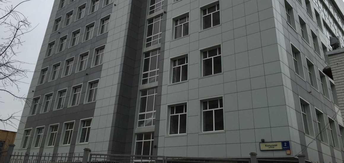 композитные вентилируемые фасады